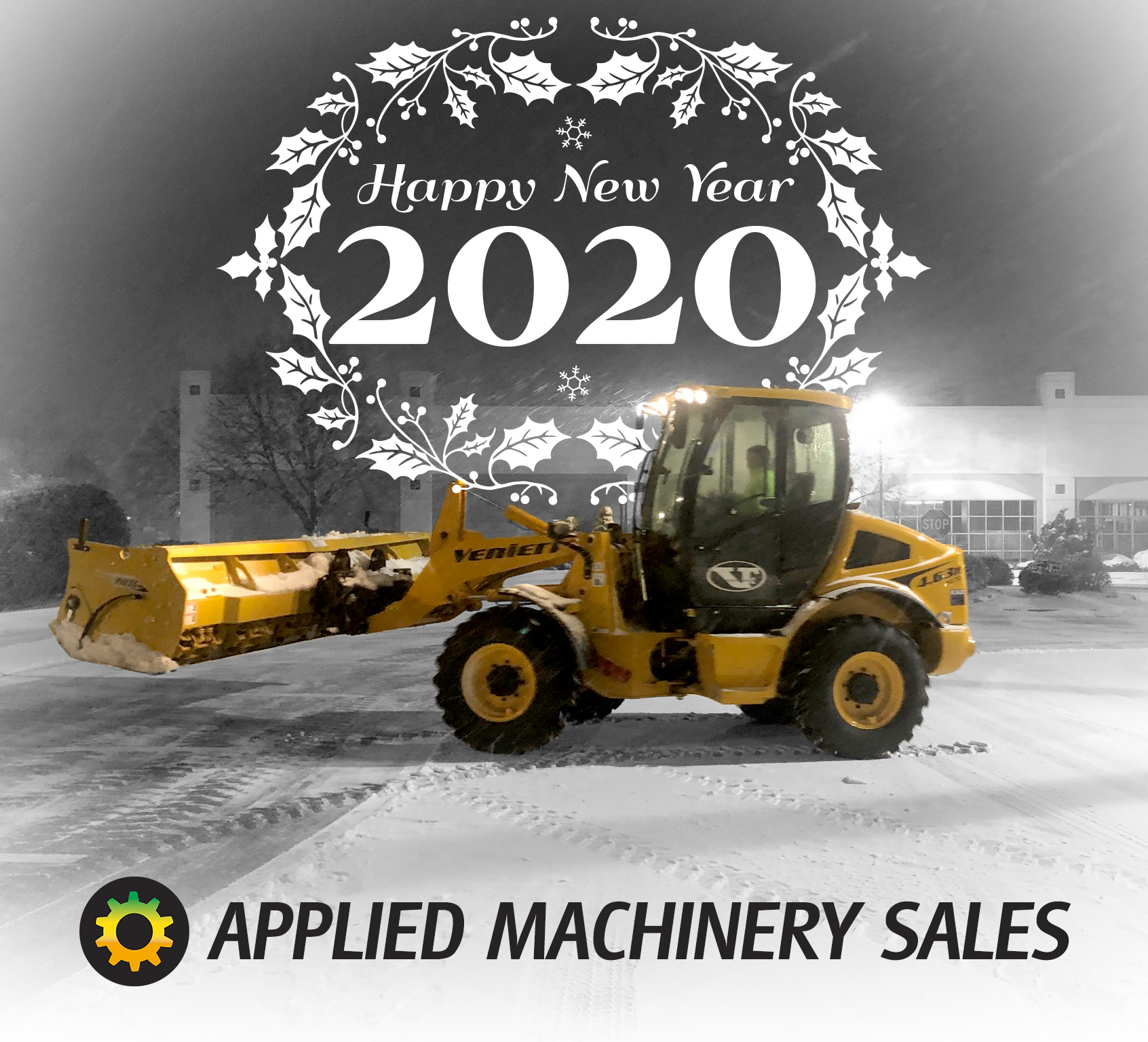 Applied Machinery Sales Venieri New Years 2020